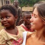 Andrea crea la marca Zibaka inspirandose en el Congo