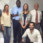 Auara y Grupo Larrumba financian dos pozos en Ngandanjika