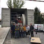 El Hospital Ramón y Cajal dona material médico para el nuevo Hospital de Ngandanjika