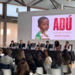 Telecinco y Yelmo destinarán parte de la taquilla de «Adú» al nuevo hospital de Projet Ditunga