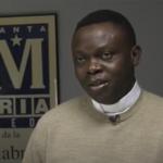 Entrevista al padre Apollinaire en Radio Televisión Diocesana de Toledo